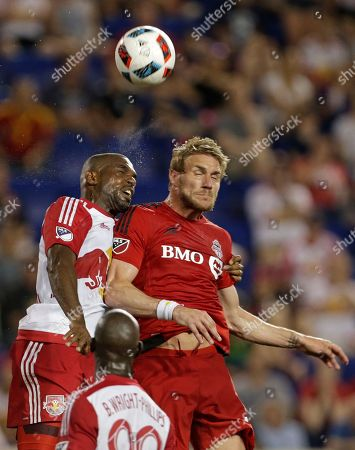 Editorial image of MLS Toronto FC Red Bulls Soccer, Harrison, USA - 28 May 2016