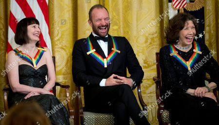 Editorial photo of Obama Kennedy Center Honors, Washington, USA - 7 Dec 2014
