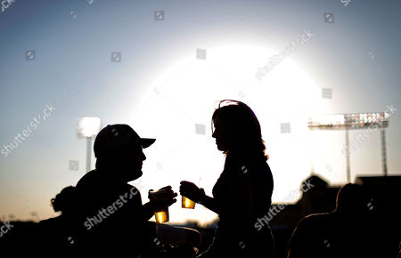 Editorial image of Tigers Braves Spring Baseball, Kissimmee, USA - 25 Mar 2011