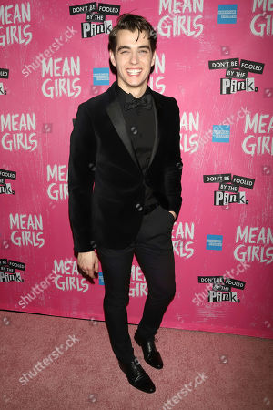 """Editorial photo of """"Mean Girls"""" Broadway Opening Night, New York, USA - 08 Apr 2018"""