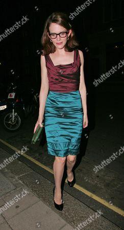 Steve Martin's wife Anne Stringfield