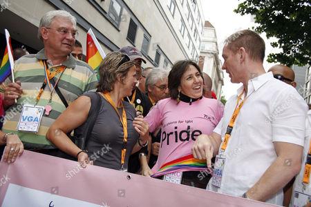 Editorial picture of London Pride, Gay Parade 2009, London, Britain - 04 Jul 2009