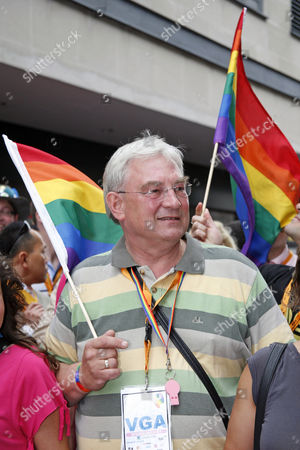 Richard Barnes, deputy mayor of London