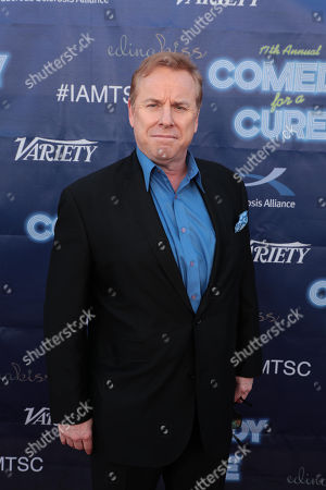Editorial image of 17th Annual Comedy for a Cure benefiting Tuberous Sclerosis Alliance, Universal City, USA - 08 April 2018