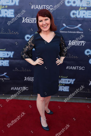 17th Annual Comedy for a Cure benefiting Tuberous Sclerosis Alliance, Universal City, Los Angeles, USA - 08 Apr 2018 için haber amaçlı görsel