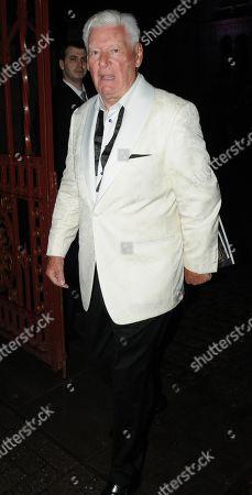 Stock Photo of Roy Walker