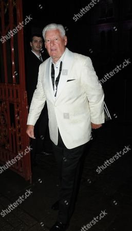 Stock Picture of Roy Walker