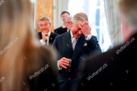 Editorial photo of Royal Visit , Washington, USA - 18 Mar 2015