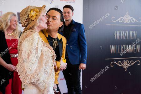 Editorial photo of sonnenklar.TV award, Kalkar, Germany - 07 Apr 2018