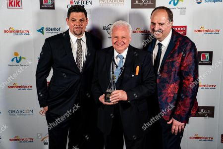 Editorial picture of sonnenklar.TV award, Kalkar, Germany - 07 Apr 2018