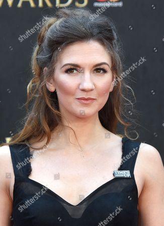 Editorial image of The Olivier Awards, Arrivals, Royal Albert Hall, London, UK - 08 Apr 2018