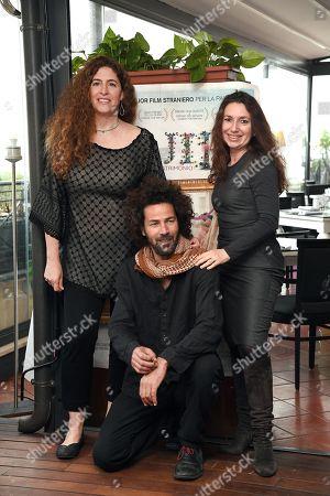 Annemarie Jacir, Saleh Bakri, Claudia Bedogni
