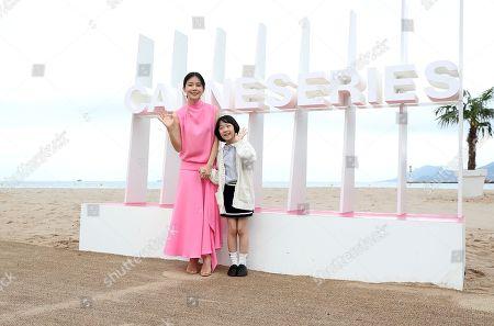 Lee Bo Young and Heo Yool