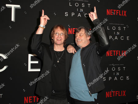 Bill Mumy and Mark Hamill