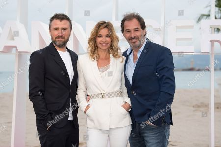 Alexandre Brasseur, Ingrid Chauvin and Thierry Peythieu