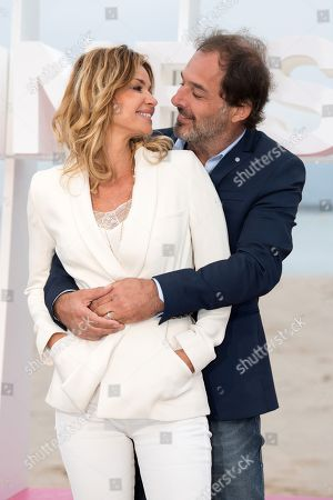 Editorial picture of 'Demain nous appartient' TV photocall, Cannes International Series Festival, France - 09 Apr 2018