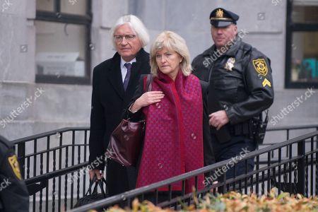 Thomas Mesereau, Jr. and Kathleen Bliss