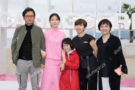 Kim Cheol-Gyu, Lee Bo-young, Heo Yool,Jeong Seo-Kyeong and Park Jee-Young