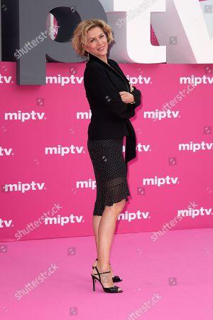 Stock Picture of Corinne Touzet