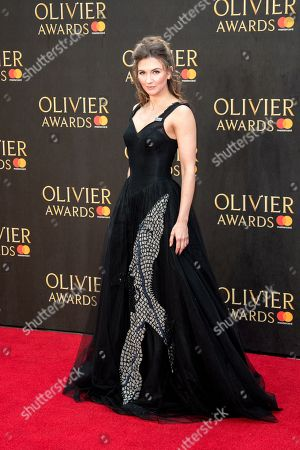 Editorial photo of The Olivier Awards, VIP Arrivals, London, UK - 08 Apr 2018