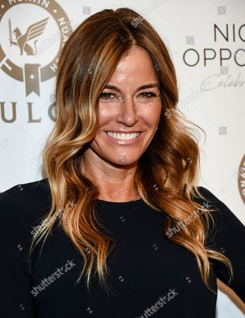 Television personality Kelly Killoren Bensimon attends The Opportunity Network's 11th Annual Night of Opportunity Gala at Cipriani Wall Street, in New York