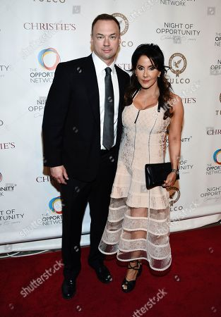 Thomas Tull, Alba Tull. Thomas Tull and Alba Tull attend The Opportunity Network's 11th Annual Night of Opportunity Gala at Cipriani Wall Street, in New York