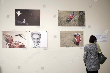 Editorial photo of The International Festival of the Arts (FIA) pays homage to Chavela Vargas, San Jose, Costa Rica - 09 Apr 2018