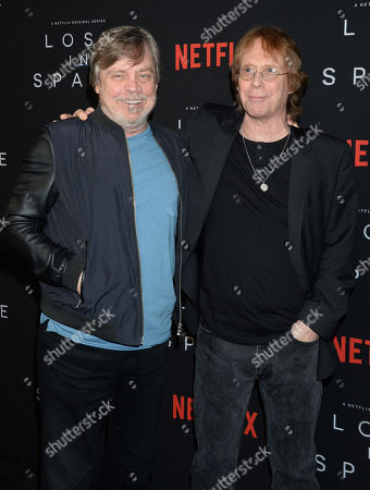 Mark Hamill and Bill Mumy