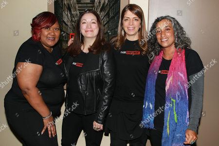 Ericka (Film Subject), Trish Adlesic, Nancy Abraham and Geeta Gandbhir
