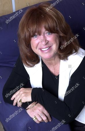 Lynda La Plante For Linda Lee Potter Interview Also Collect Picture Of Her 6 Month Old Son Lorcan.