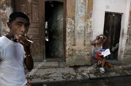 Editorial image of UN, Havana, Cuba - 30 Oct 2007