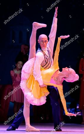 Editorial photo of Ballet, Vienna, Austria - 21 Nov 2008