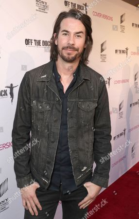Editorial image of 'Cover Versions' film premiere, Arrivals, Los Angeles, USA - 09 Apr 2018