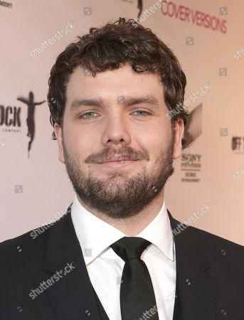 Stock Picture of Austin Swift