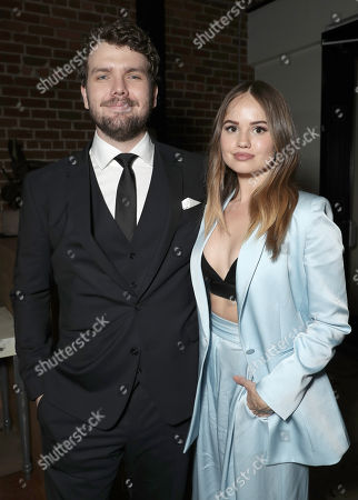 Editorial photo of 'Cover Versions' film premiere, Inside, Los Angeles, USA - 09 Apr 2018