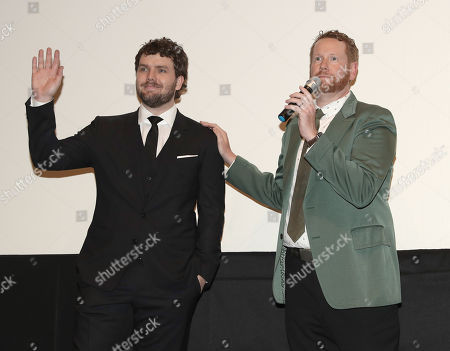 Austin Swift and Director Todd Berger