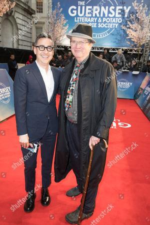 Thomas Bezucha and Mike Newell