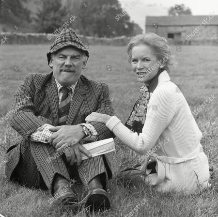 Editorial picture of 'Emmerdale Farm' TV Series UK  - 1977