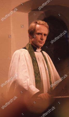 Rev Hockley, as played by Jonathan Newth