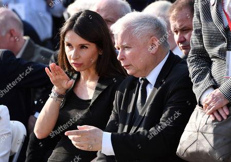 Editorial photo of Anniversary of the Polish presidential plane crash in Smolensk, Warsaw, Poland - 10 Apr 2018