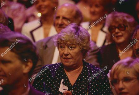Rosemary Leach watching, with David Swift in b/g