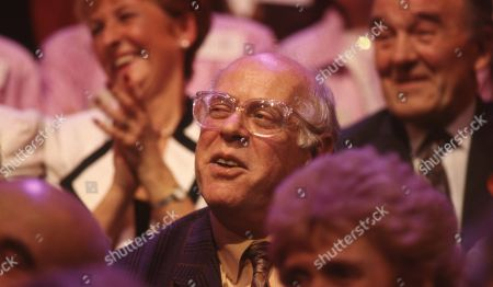 Clive Swift watching