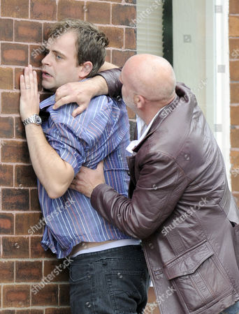 Editorial picture of Coronation Street location filming. Manchester, Britain  - 06 Jul 2009