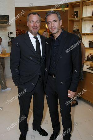 Edward Menicheschi and Daniel Lalonde