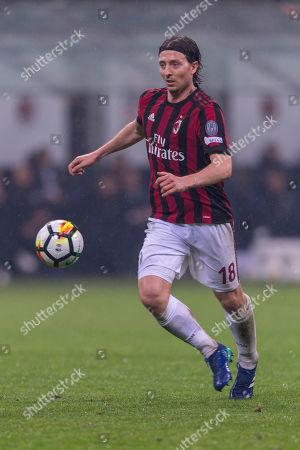 Riccardo Montolivo of Milan