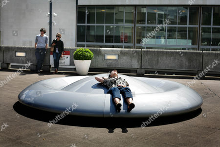 Editorial picture of Skystation outside the Hayward Gallery, London, Britain - 06 Jul 2009
