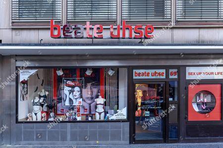 Sexshop in frankfurt