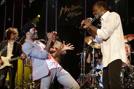 Editorial photo of 43rd Montreux Jazz Festival, Switzerland - 08 Jul 2009