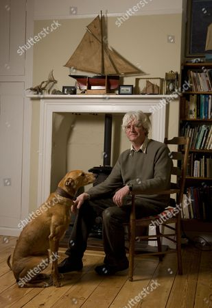 Editorial image of Simon Crowhurst at home in Cambridge, Britain - 05 Feb 2009