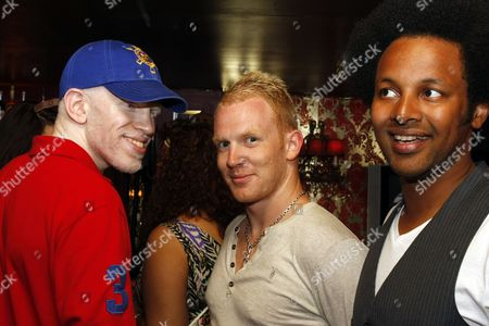 Darnell Swallow, Rex Newmark and Mohamed Mohamed